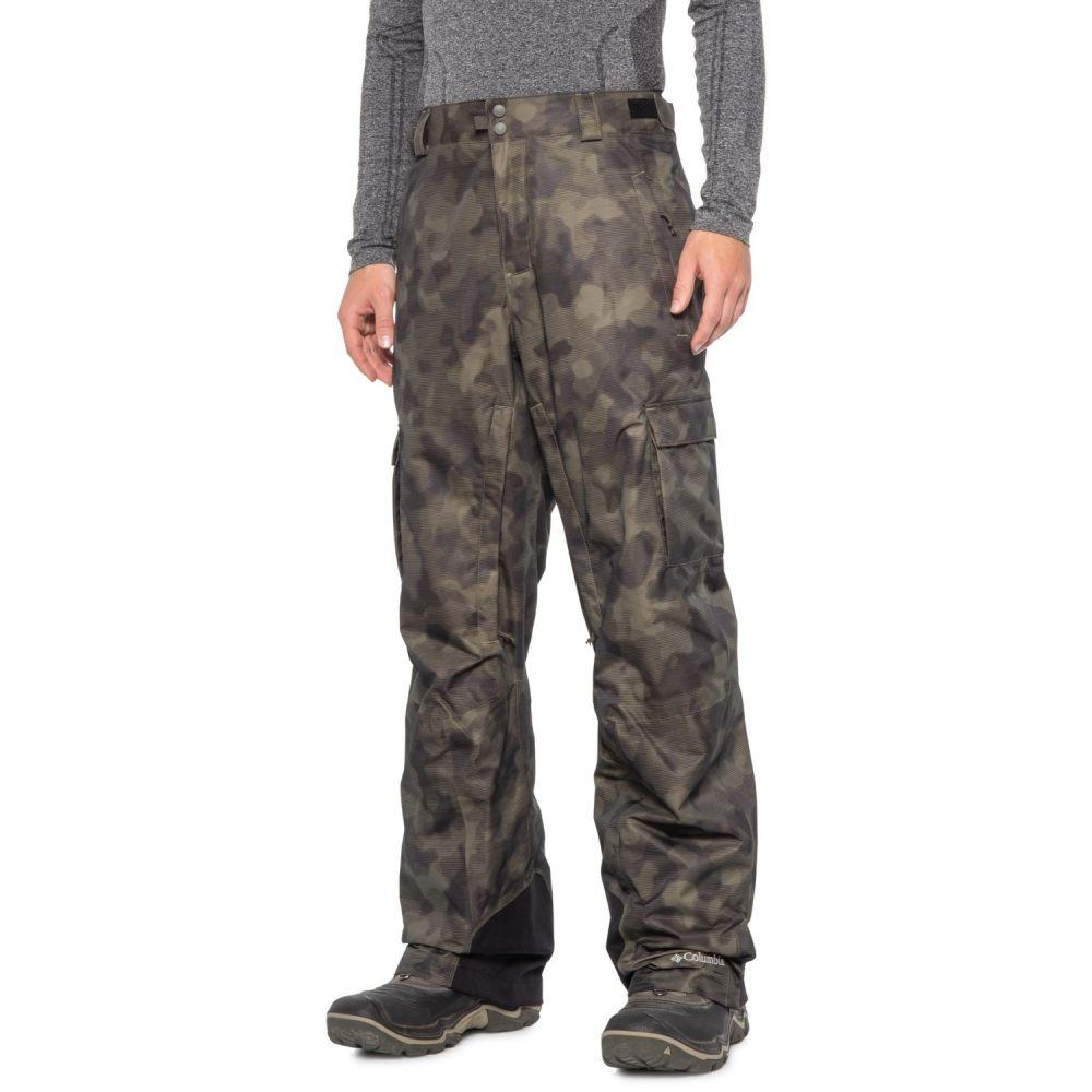 コロンビア Columbia Sportswear メンズ スキー・スノーボード ボトムス・パンツ【Ridge 2 Run II Omni-Heat Omni-Tech Ski Pants - Waterproof, Insulated】Peatmoss Camo