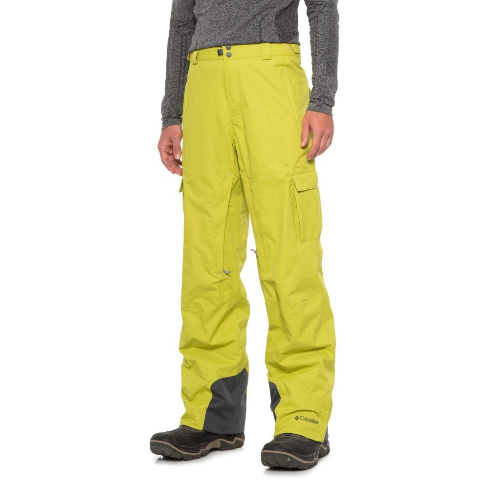 コロンビア Columbia Sportswear メンズ スキー・スノーボード ボトムス・パンツ【Ridge 2 Run II Omni-Heat Omni-Tech Ski Pants - Waterproof, Insulated】Ginkgo