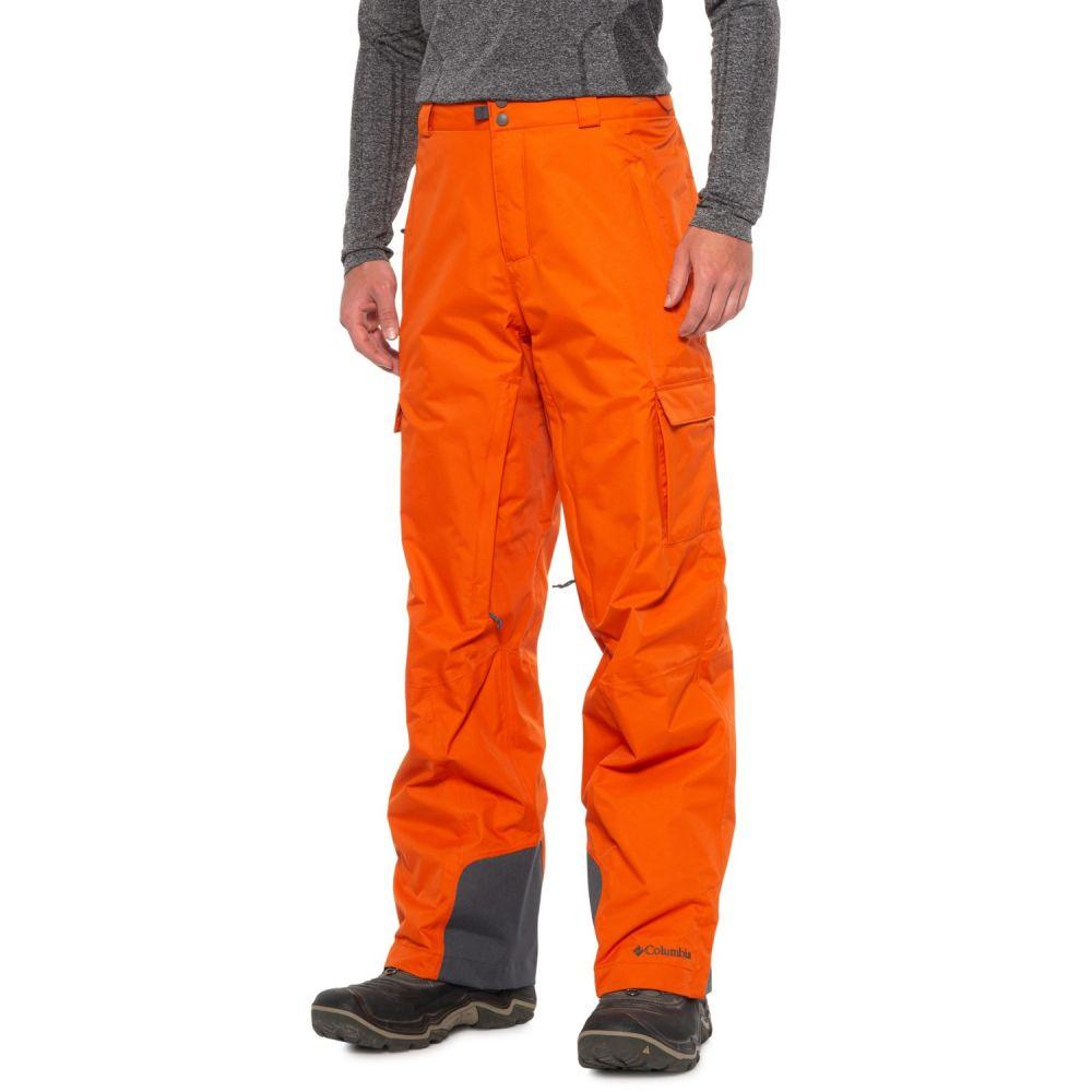 コロンビア Columbia Sportswear メンズ スキー・スノーボード ボトムス・パンツ【Ridge 2 Run II Omni-Heat Omni-Tech Ski Pants - Waterproof, Insulated】Backcountry Ora