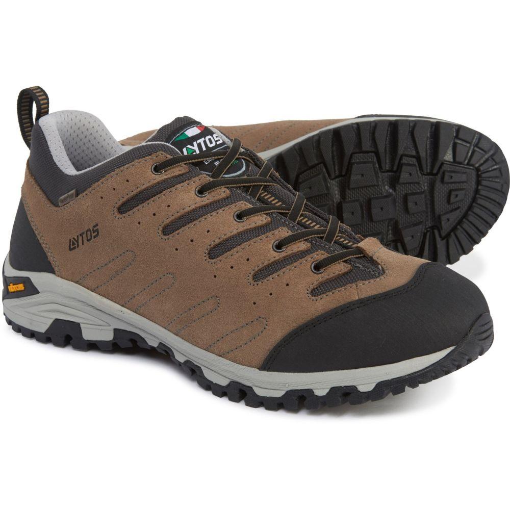 レイトス Lytos メンズ ハイキング・登山 シューズ・靴【Made in Europe Nitron 55 Hiking Shoes - Waterproof】Stucco/Black