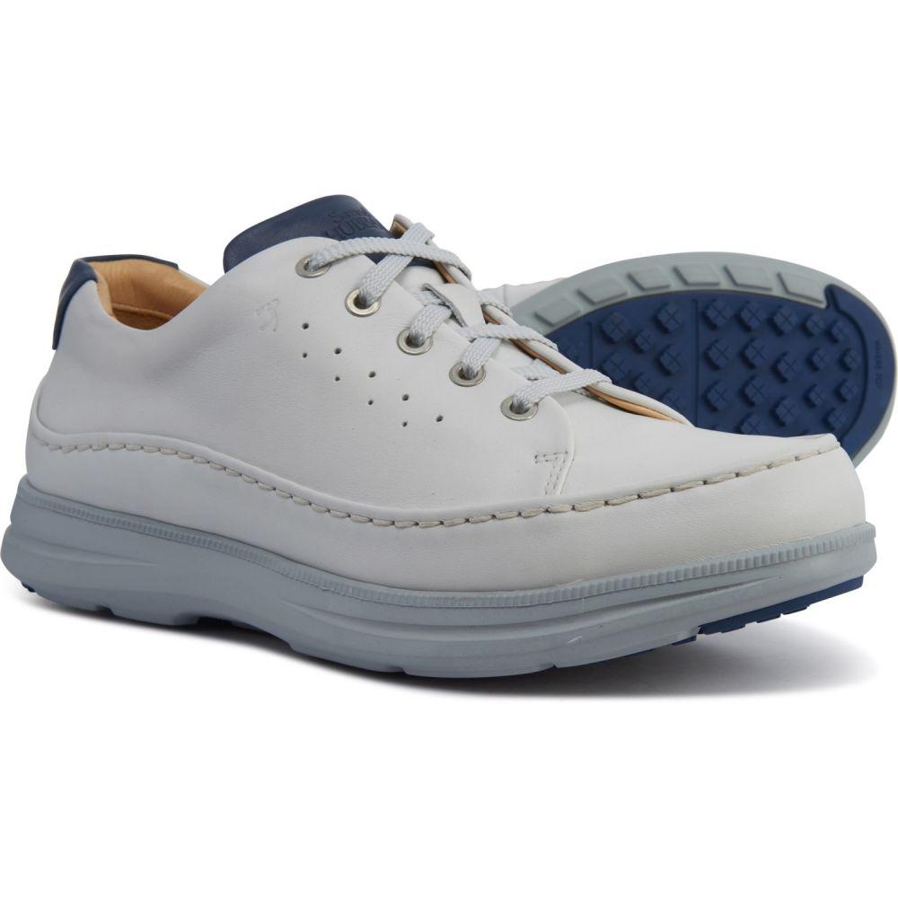サムエル ハバード Samuel Hubbard メンズ ゴルフ シューズ・靴【Made in Portugal 36 Holes Golf Shoes - Leather】White