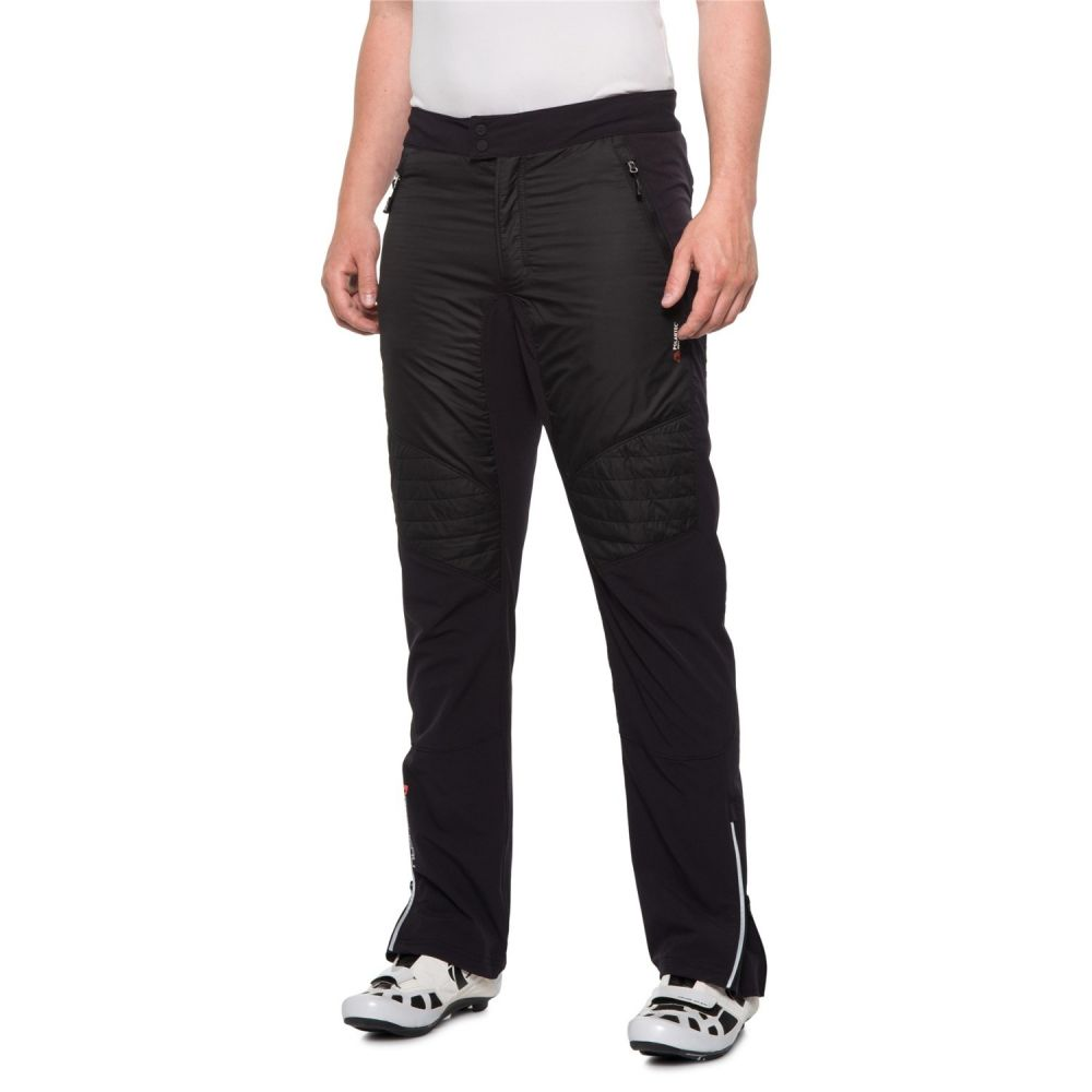 ルイガノ Louis Garneau メンズ ボトムス・パンツ【Alcove Polartec Alpha Hybrid Pants - Insulated】Black