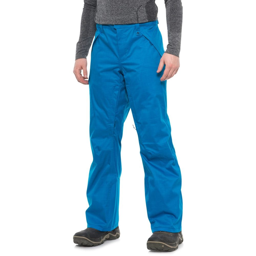 アンダーアーマー Under Armour メンズ スキー・スノーボード ボトムス・パンツ【Navigate PrimaLoft Ski Pants - Waterproof, Insulated】Cruise Blue