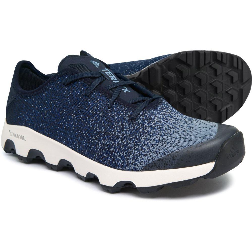 アディダス adidas メンズ シューズ・靴 ウォーターシューズ【Terrex ClimaCool Voyager Sleek Parley Water Shoes】Legend Ink/Raw Grey/Chalk White