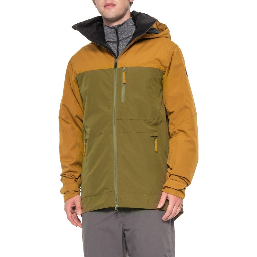 ライド Ride メンズ スキー・スノーボード アウター【Hillman Snowboard Jacket - Waterproof, Insulated】Olive/Bronze