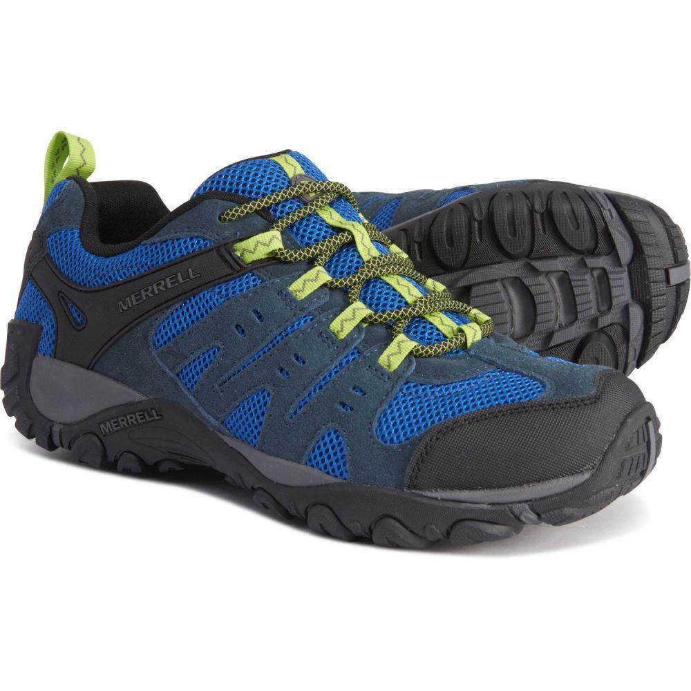 メレル Merrell メンズ ハイキング・登山 シューズ・靴【Accentor Hiking Shoes】Dark Denim