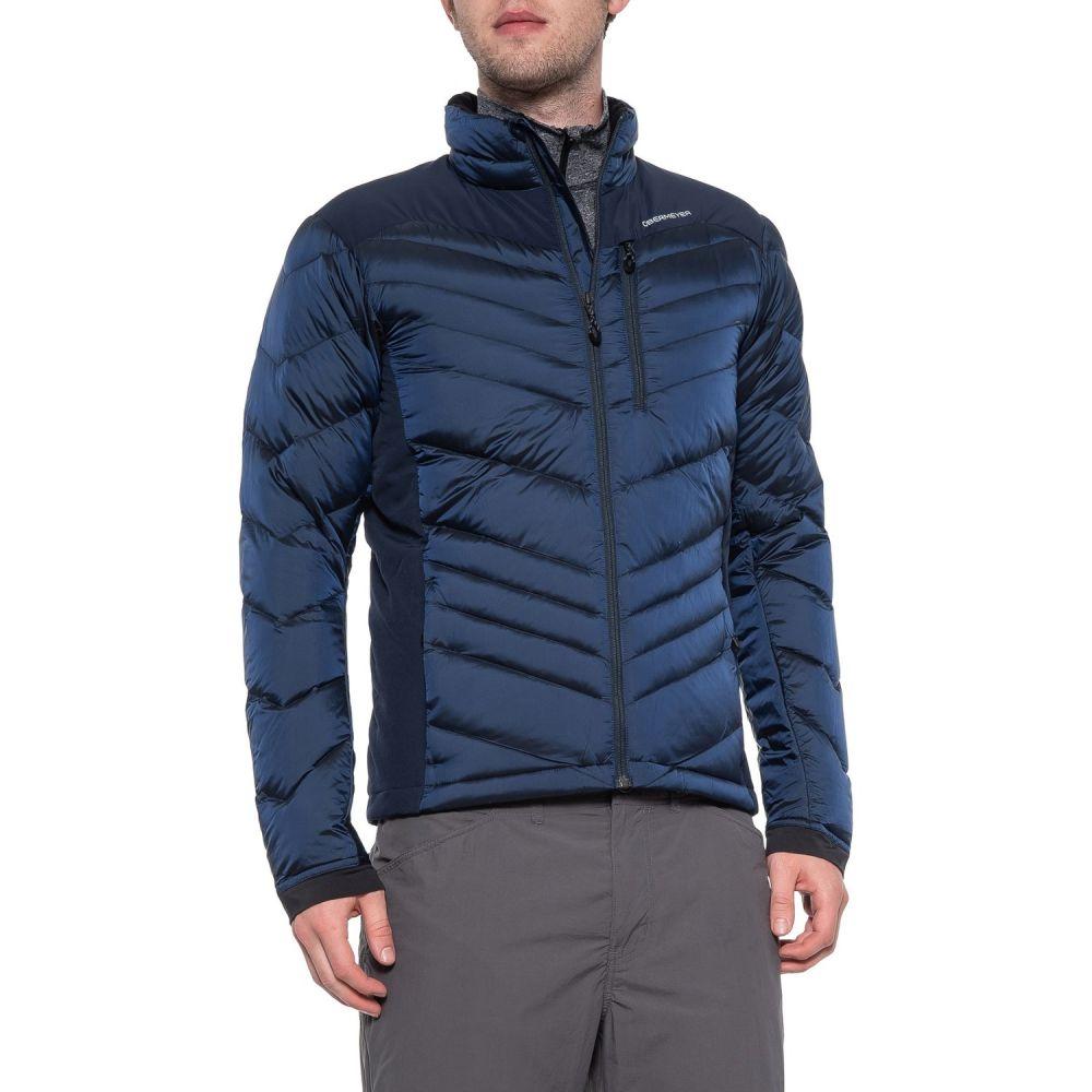 オバマイヤー Obermeyer メンズ スキー・スノーボード アウター【Ion Stretch Down Ski Jacket - Insulated】Nocturnal Blue
