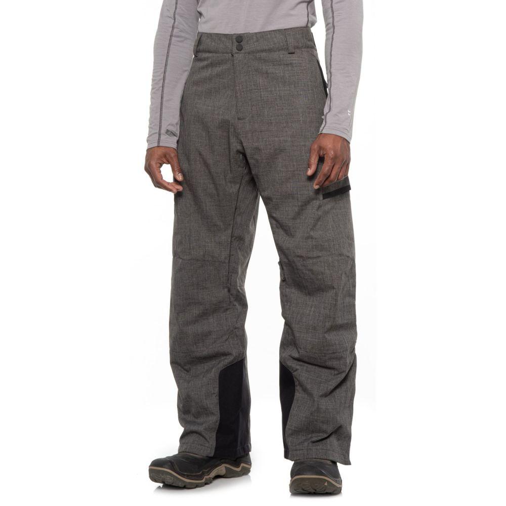 オバマイヤー Obermeyer メンズ スキー・スノーボード ボトムス・パンツ【Orion Ski Pants - Waterproof, Insulated】Carbon Black
