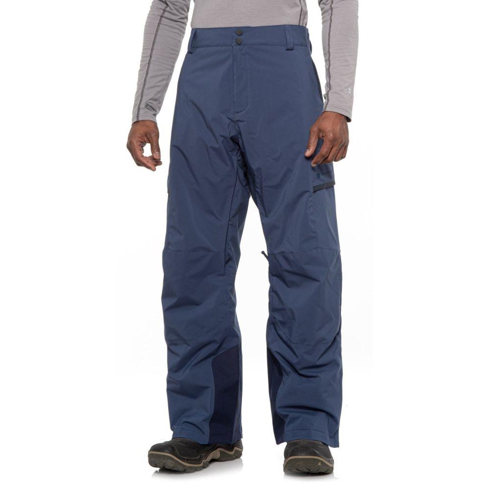 オバマイヤー Obermeyer メンズ スキー・スノーボード ボトムス・パンツ【Orion Ski Pants - Waterproof, Insulated】Trident
