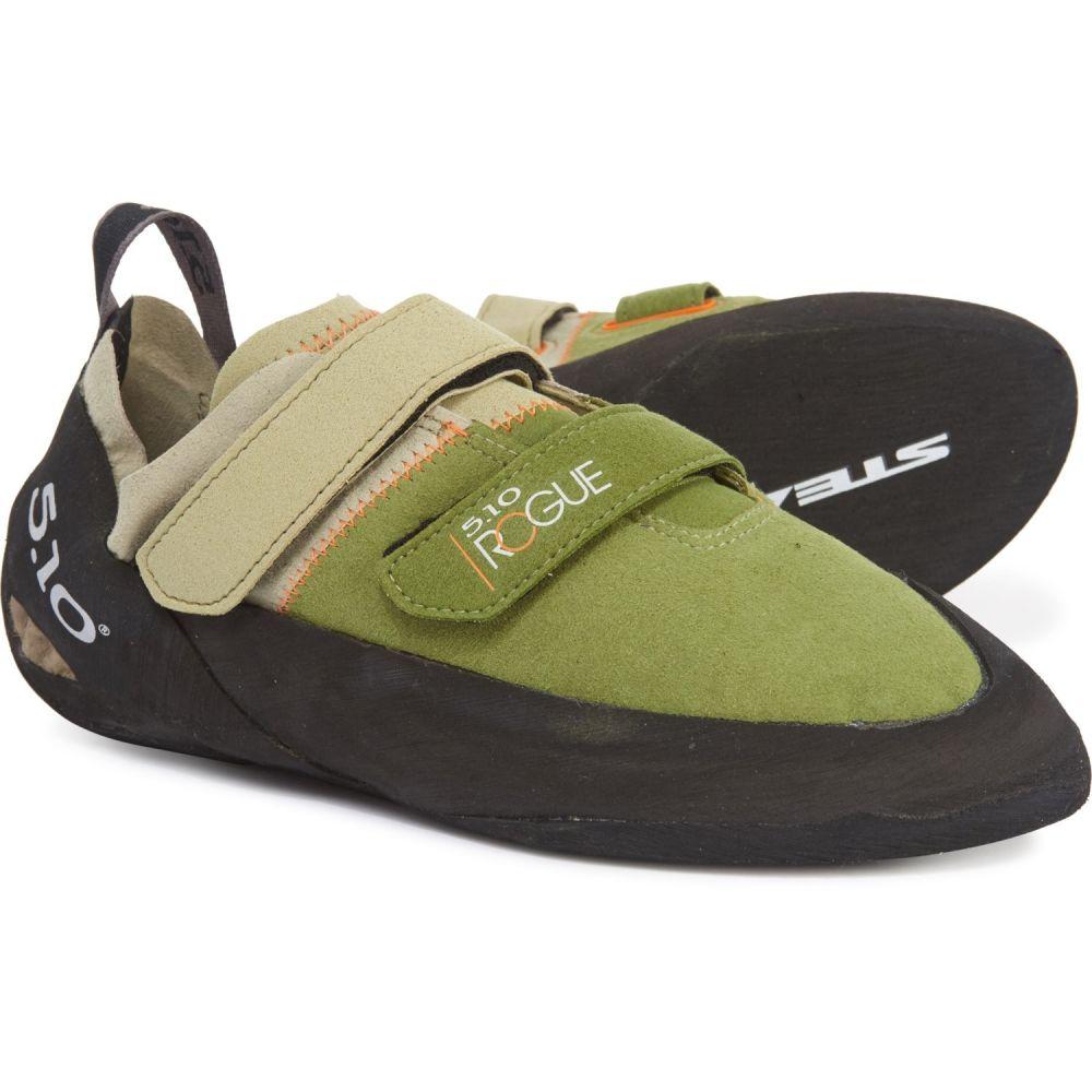 ファイブテン Five Ten メンズ クライミング シューズ・靴【Rogue VCS Synthetic Climbing Shoes】Olive