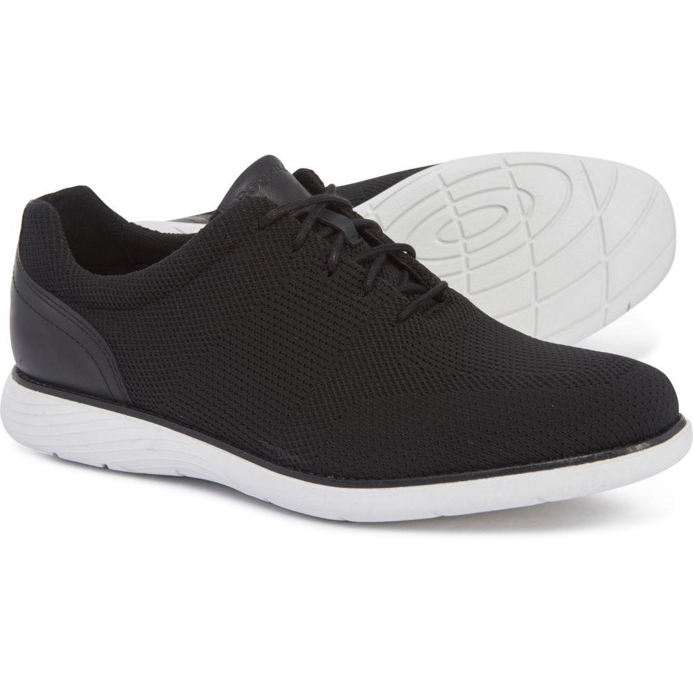 ロックポート Rockport メンズ シューズ・靴 スニーカー【Garett Mesh Lace-Up Sneakers】Black