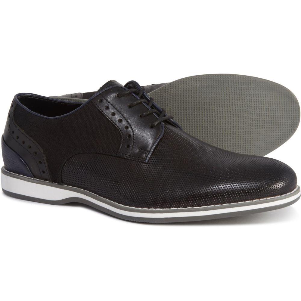 ケネス コール Kenneth Cole メンズ シューズ・靴 革靴・ビジネスシューズ【Weiser Oxford Shoes - Leather】Black