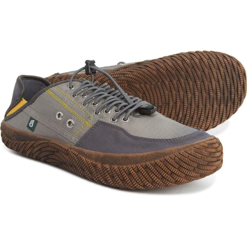 ハイブリッド HYBRID メンズ シューズ・靴 スニーカー【Bungee Sneakers】Grey