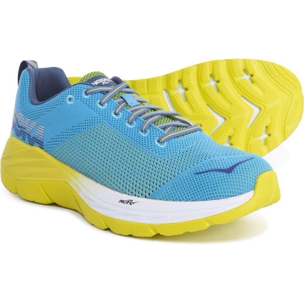 ホカ オネオネ Hoka One One メンズ ランニング・ウォーキング シューズ・靴【Mach Running Shoes】Niagra/Sulpher Spring