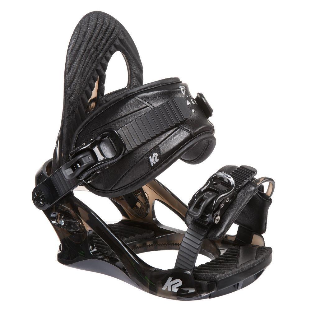 ケーツー K2 レディース スキー・スノーボード ビンディング【Snowboard Bindings】Black