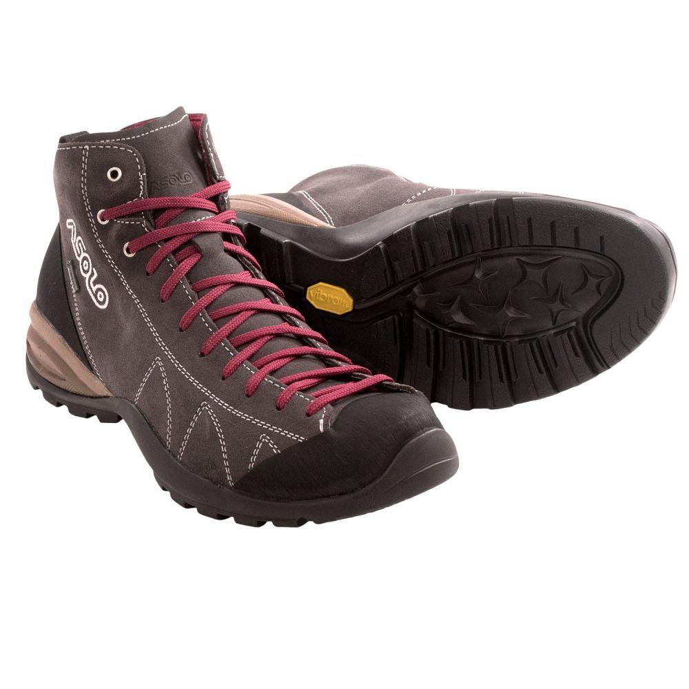 アゾロ Asolo メンズ ハイキング・登山 シューズ・靴【Cactus Gore-Tex Suede Hiking Boots - Waterproof】Elephant