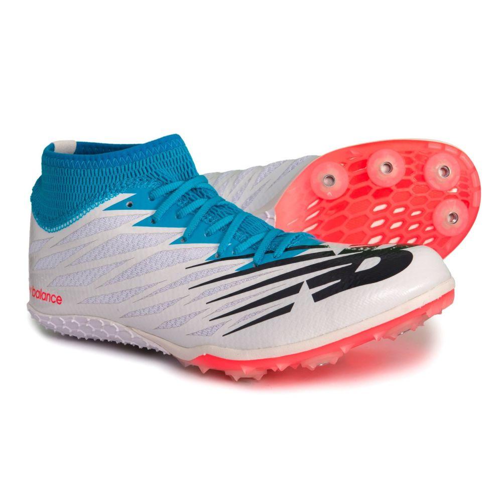 ニューバランス New Balance レディース ランニング・ウォーキング シューズ・靴【SD100 V2 Track Spike Running Shoes】White