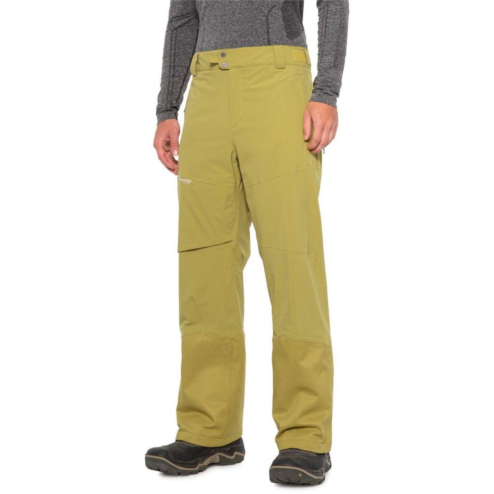 コロンビア Columbia Sportswear メンズ スキー・スノーボード ボトムス・パンツ【Powder Keg Ski Omni-Heat, Omni-Tech Pants - Waterproof, Insulated】Peppercorn