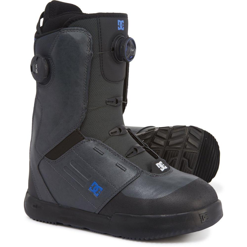 ディーシー DC Shoes メンズ スキー・スノーボード シューズ・靴【Control Snowboard Boots - Dual BOA】Grey