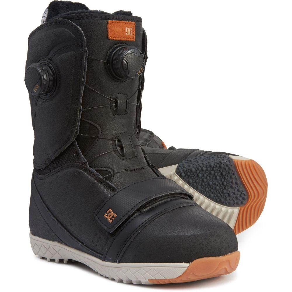 ディーシー DC Shoes レディース スキー・スノーボード シューズ・靴【Mora BOA Snowboard Boots】Black