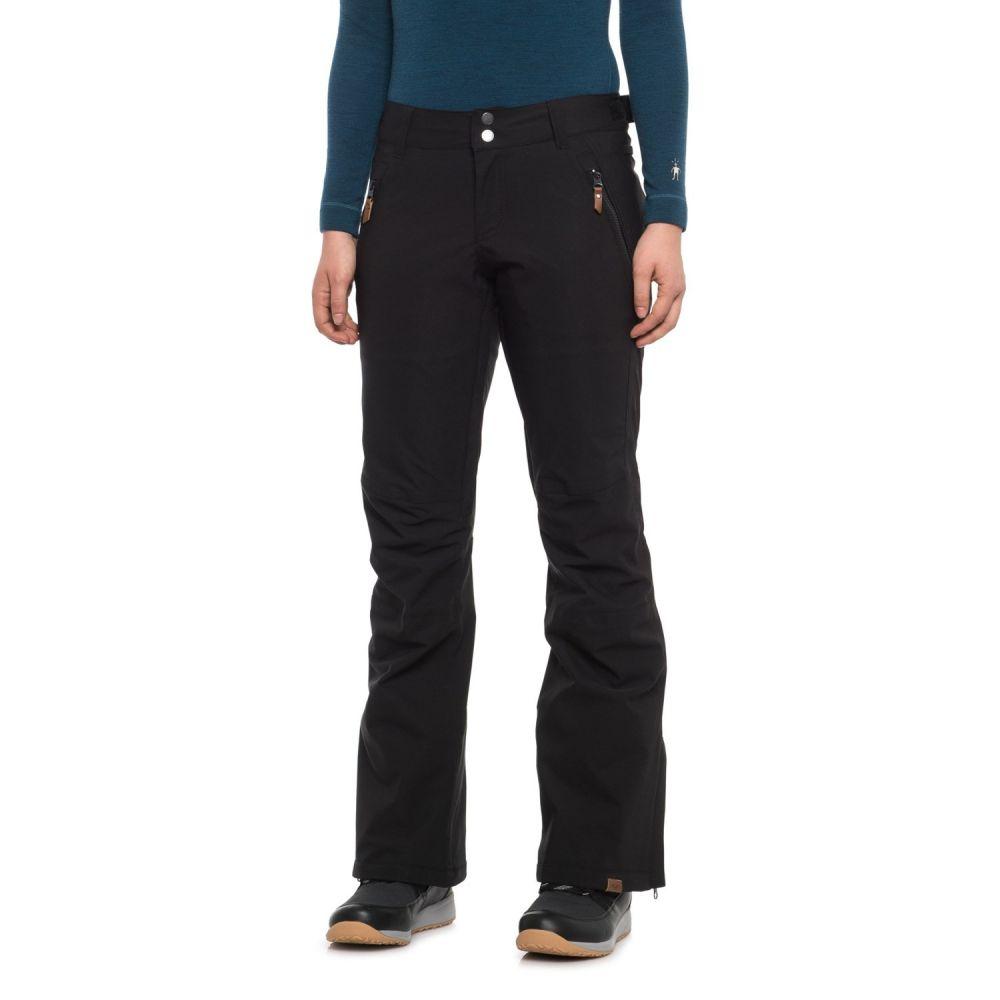 ロキシー Roxy レディース スキー・スノーボード ボトムス・パンツ【Cabin Snowboard Pants - Waterproof】True Black