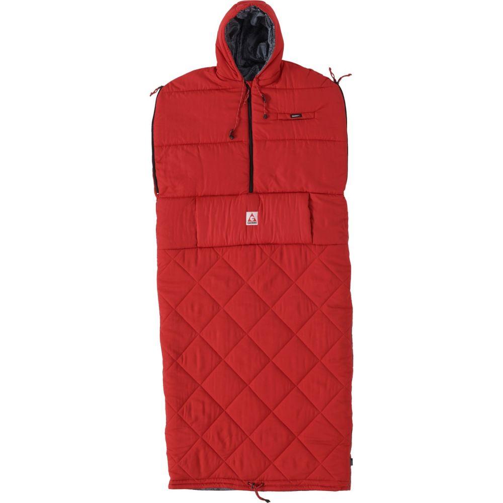 ジェリー Gerry ユニセックス ハイキング・登山【45F Walk-Around Sleeping Bag】Gerry Red