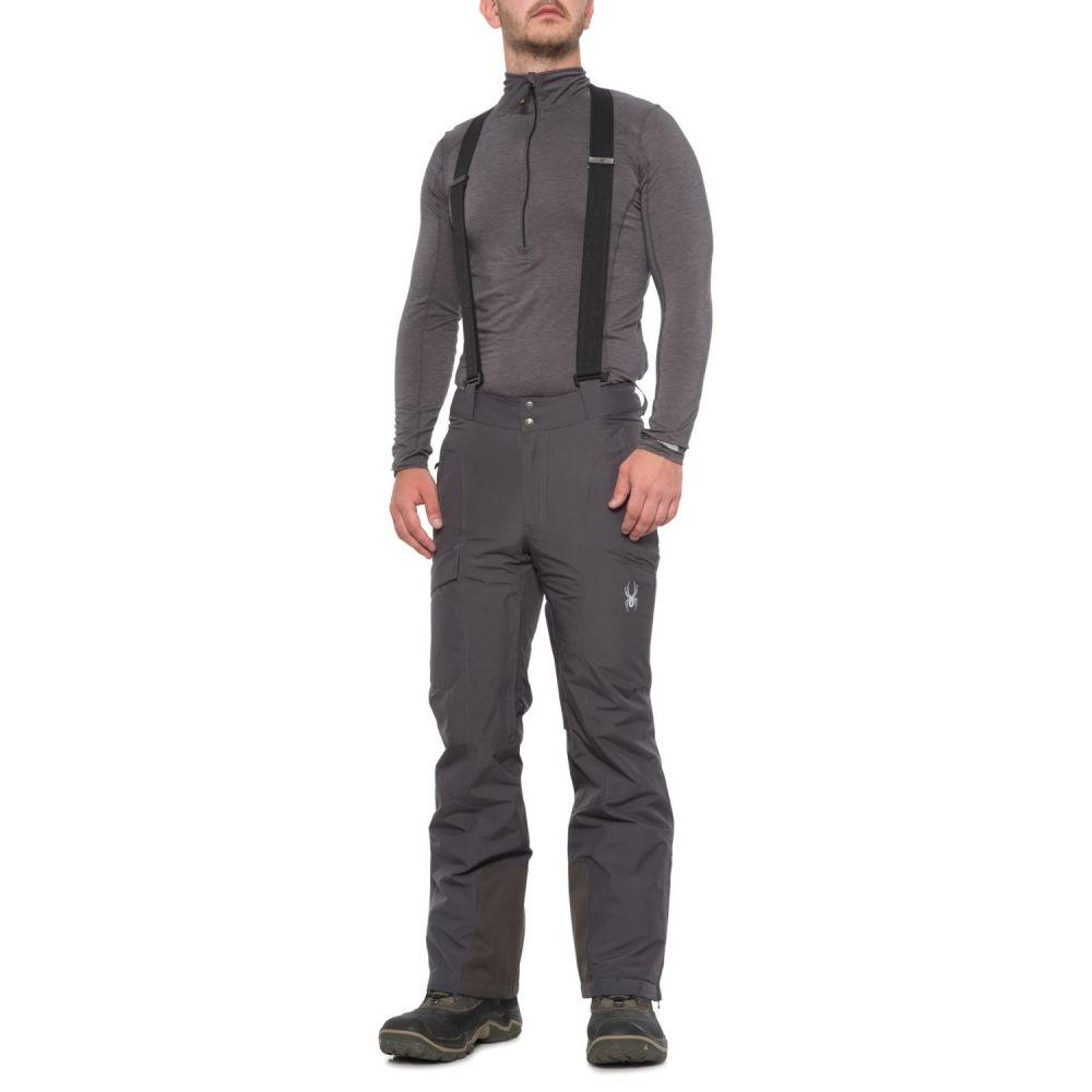 スパイダー Spyder メンズ スキー・スノーボード ボトムス・パンツ【Sentinel Gore-Tex Tailored Ski Pants - Waterproof, Insulated】Polar/Polar