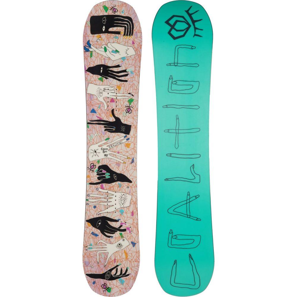 コアリーション Coalition Snow レディース スキー・スノーボード ボード・板【Queen Bee Snowboard】Golden Stilleto