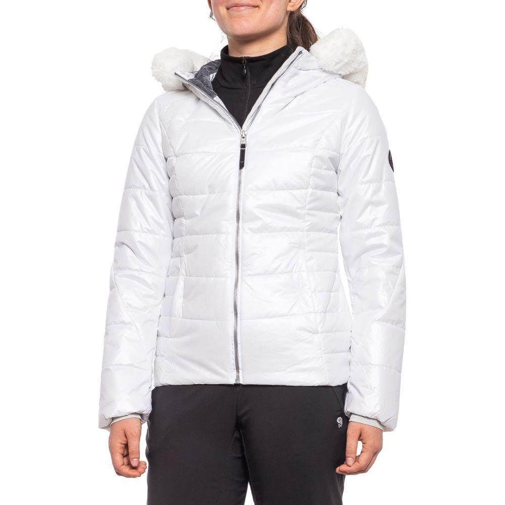 オバマイヤー Obermeyer レディース スキー・スノーボード アウター【Beau Special Edition Ski Jacket - Waterproof, Insulated】White