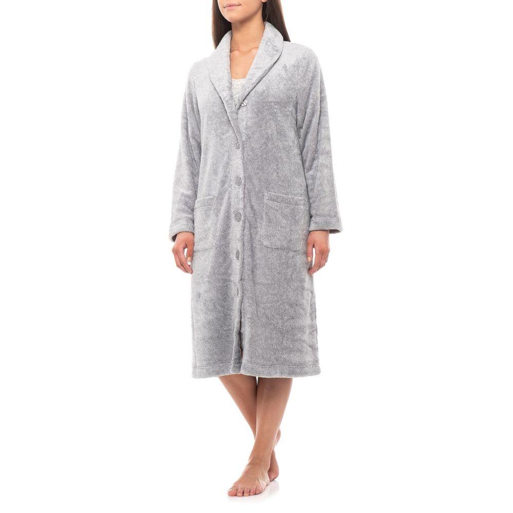 カリダ Calida レディース インナー・下着 ガウン・バスローブ【Tilda Kimono Robe - Long Sleeve】Stone Mele