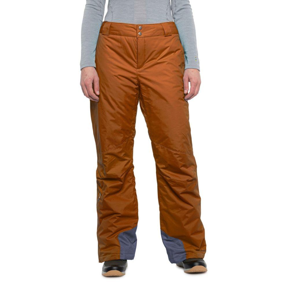 コロンビア Columbia Sportswear レディース スキー・スノーボード ボトムス・パンツ【Bugaboo Omni-Heat Omni-Tech Ski Pants - Waterproof, Insulated】Bright Copper
