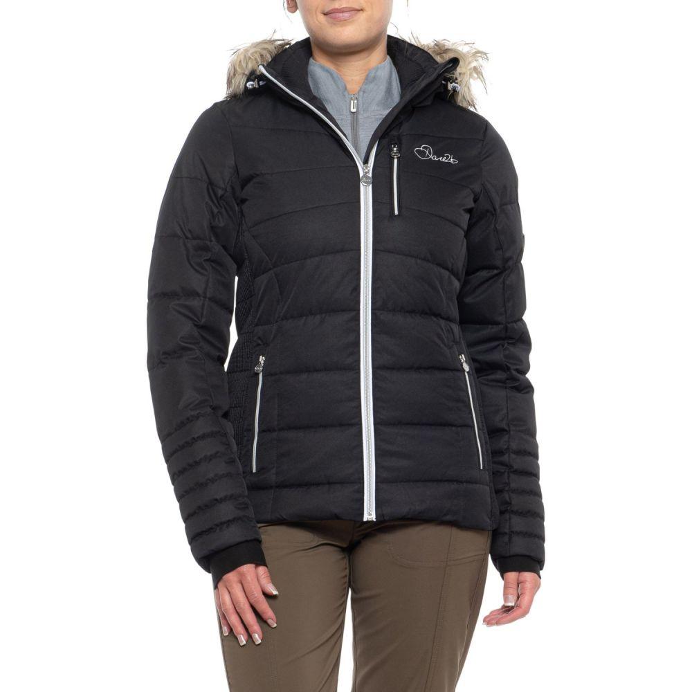デア トゥビー Dare 2b レディース スキー・スノーボード アウター【Curator Ski Jacket - Insulated】Black