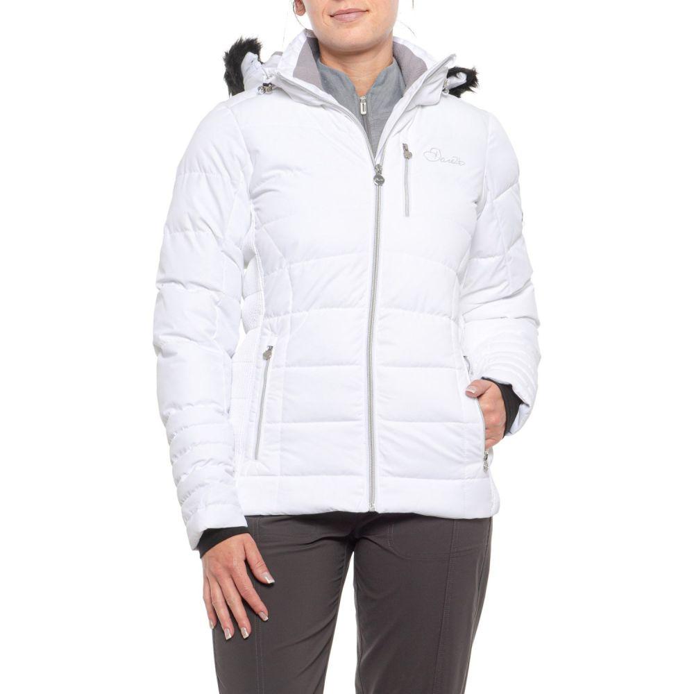 デア トゥビー Dare 2b レディース スキー・スノーボード アウター【Curator Ski Jacket - Insulated】White
