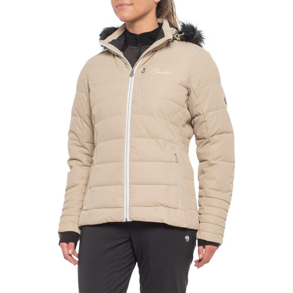 デア トゥビー Dare 2b レディース スキー・スノーボード アウター【Curator Ski Jacket - Insulated】Macchiato
