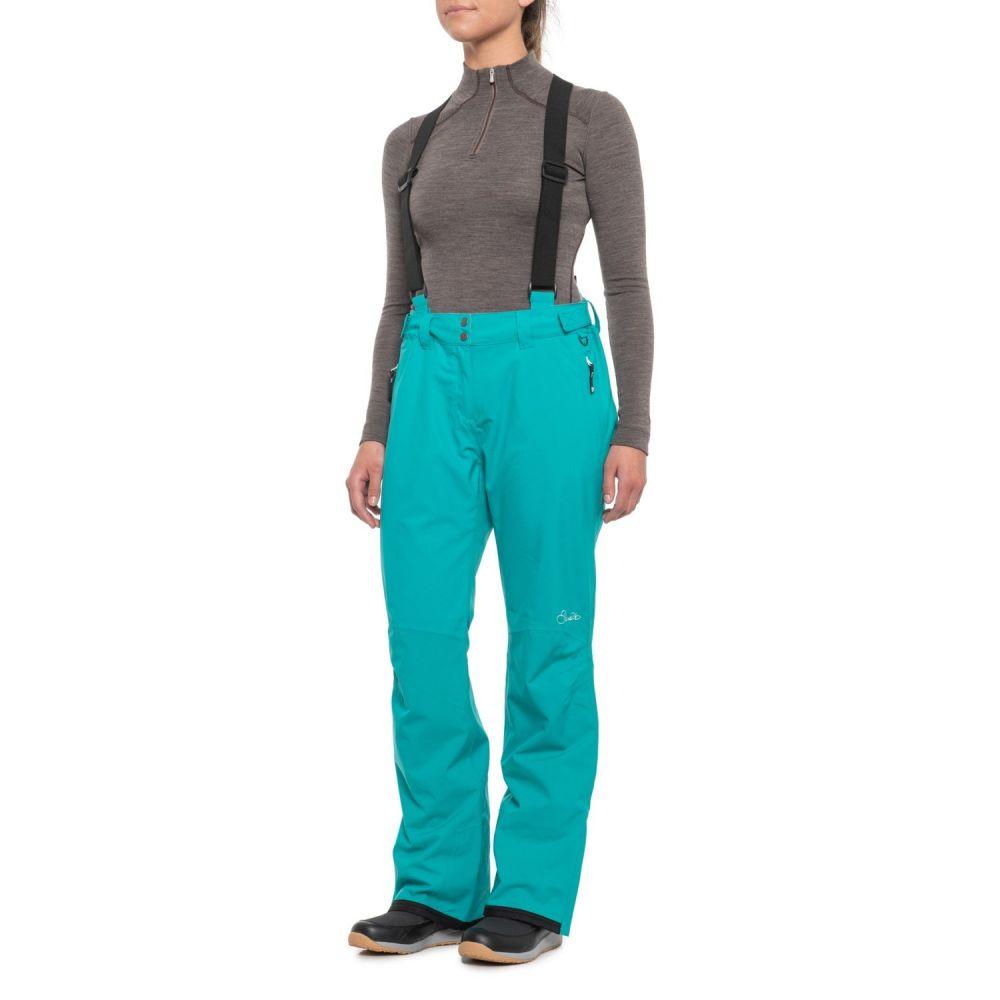 デア トゥビー Dare 2b レディース スキー・スノーボード ボトムス・パンツ【Stand For II Ski Pants - Waterproof, Fleece Lined】Aqua