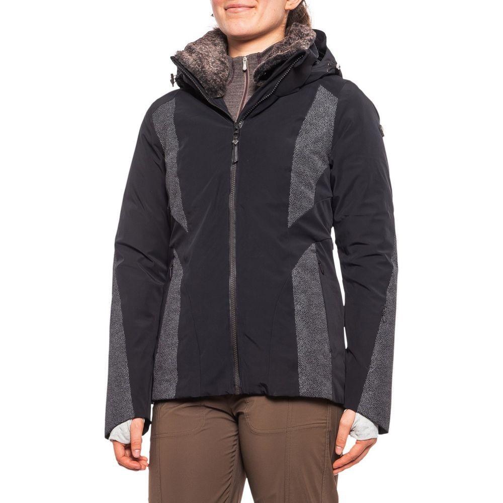 オバマイヤー Obermeyer レディース スキー・スノーボード アウター【Sola Down Ski Jacket - Waterproof, 800 Fill Power】Black