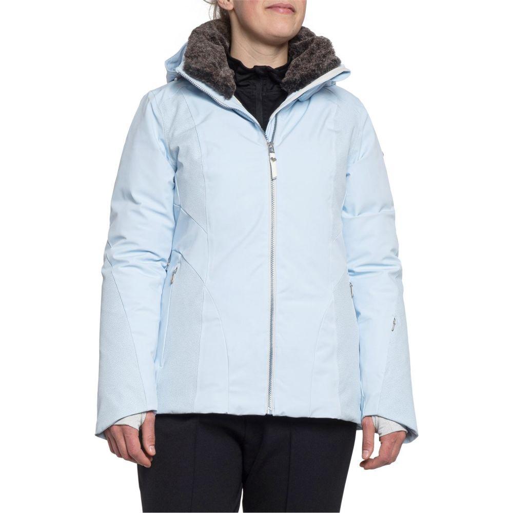 オバマイヤー Obermeyer レディース スキー・スノーボード アウター【Sola Down Ski Jacket - Waterproof, 800 Fill Power】Icescape Blue