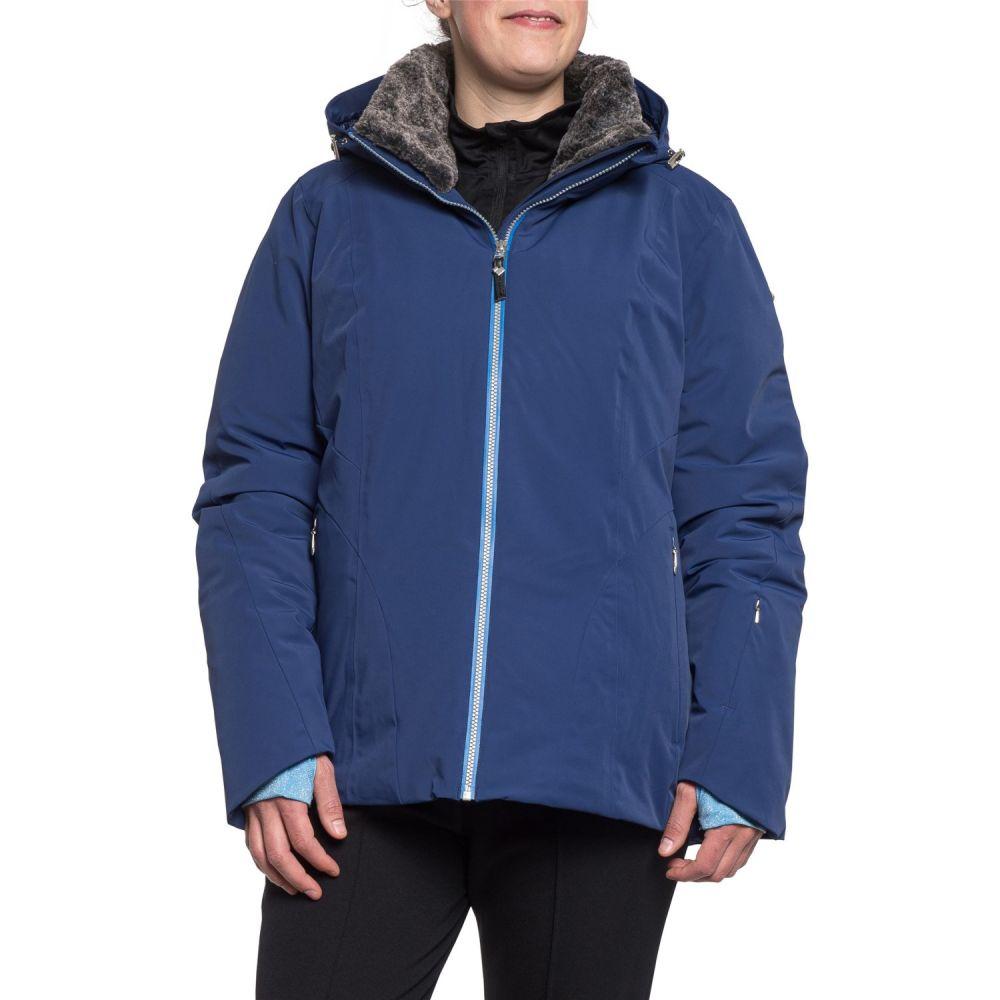 オバマイヤー Obermeyer レディース スキー・スノーボード アウター【Sola Down Ski Jacket - Waterproof, 800 Fill Power】Res At Midnight