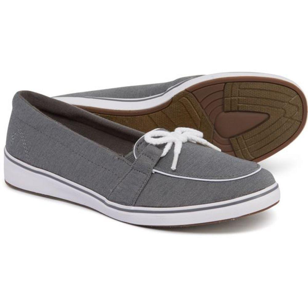 グラスホッパー Grasshoppers レディース シューズ・靴【Windham Knit Shoes】Charcoal