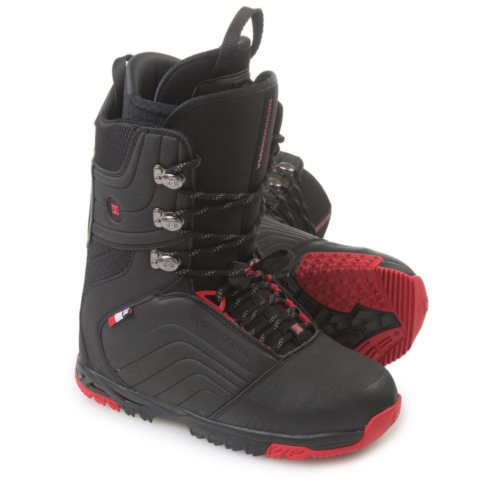 ディーシー DC Shoes メンズ スキー・スノーボード ブーツ シューズ・靴【Scendent Snowboard Boots】Black/Red