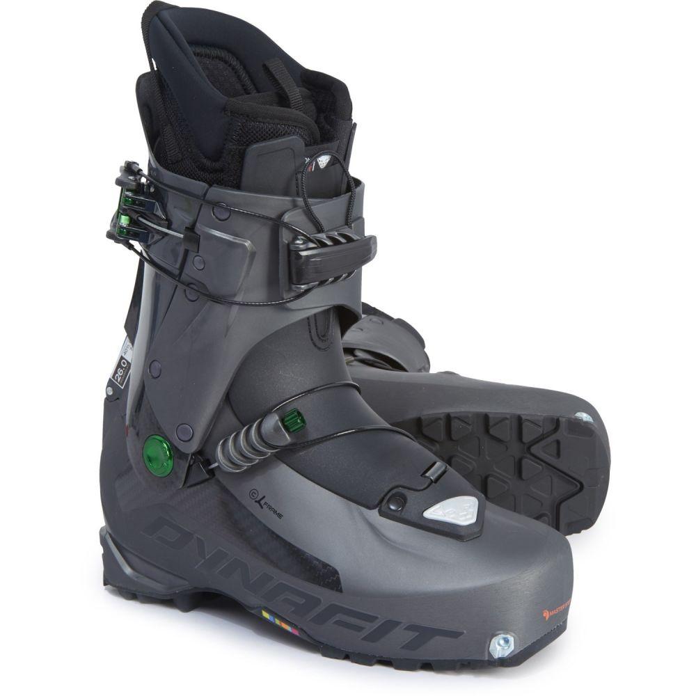 ダイナフィット Dynafit メンズ スキー・スノーボード ブーツ シューズ・靴【Made in Italy TLT7 Carbonio Alipine Touring Ski Boots】Carbon/Green