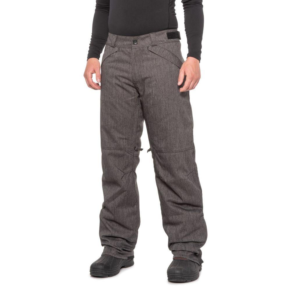 シックス エイト シックス 686 メンズ スキー・スノーボード ボトムス・パンツ【Kaz Snowboard Pants - Waterproof, Insulated】Black