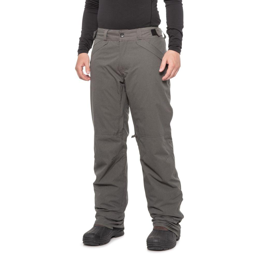 シックス エイト シックス 686 メンズ スキー・スノーボード ボトムス・パンツ【Kaz Snowboard Pants - Waterproof, Insulated】Charcoal