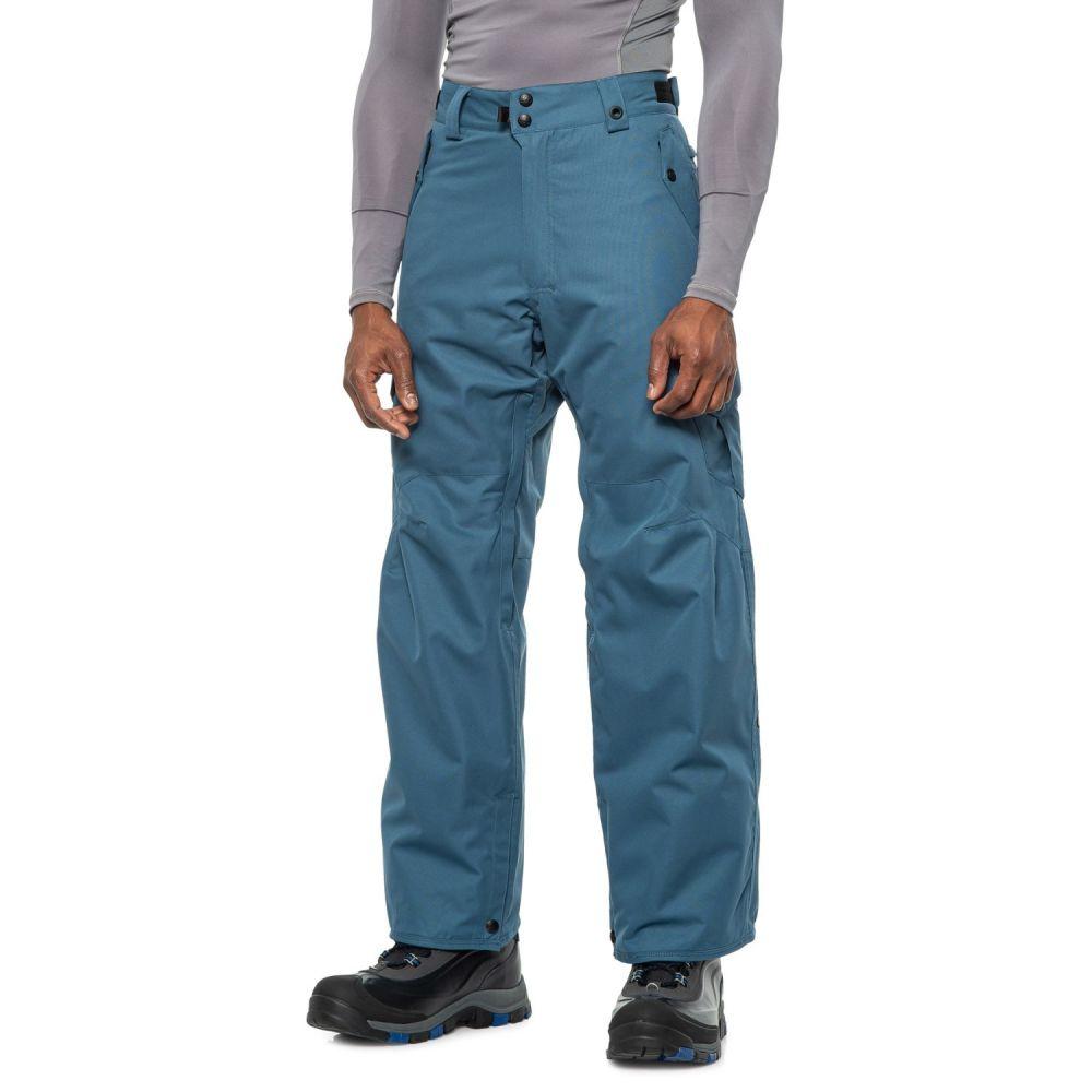 シックス エイト シックス 686 メンズ スキー・スノーボード カーゴ ボトムス・パンツ【Defender Cargo Snowboard Pants - Waterproof, Insulated】Bluesteel