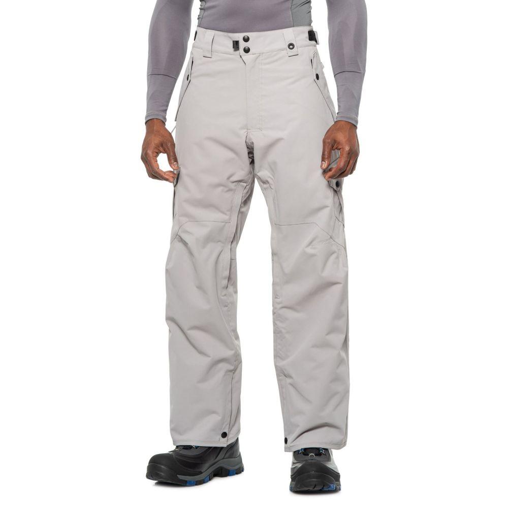 シックス エイト シックス 686 メンズ スキー・スノーボード カーゴ ボトムス・パンツ【Defender Cargo Snowboard Pants - Waterproof, Insulated】Grey