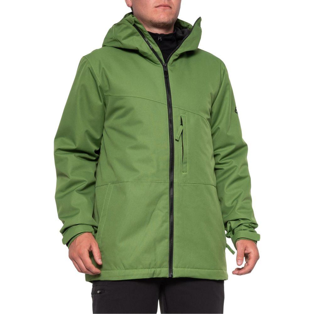 シックス エイト シックス 686 メンズ スキー・スノーボード ジャケット アウター【Prime Snowboard Jacket - Waterproof, Insulated】Camp Green