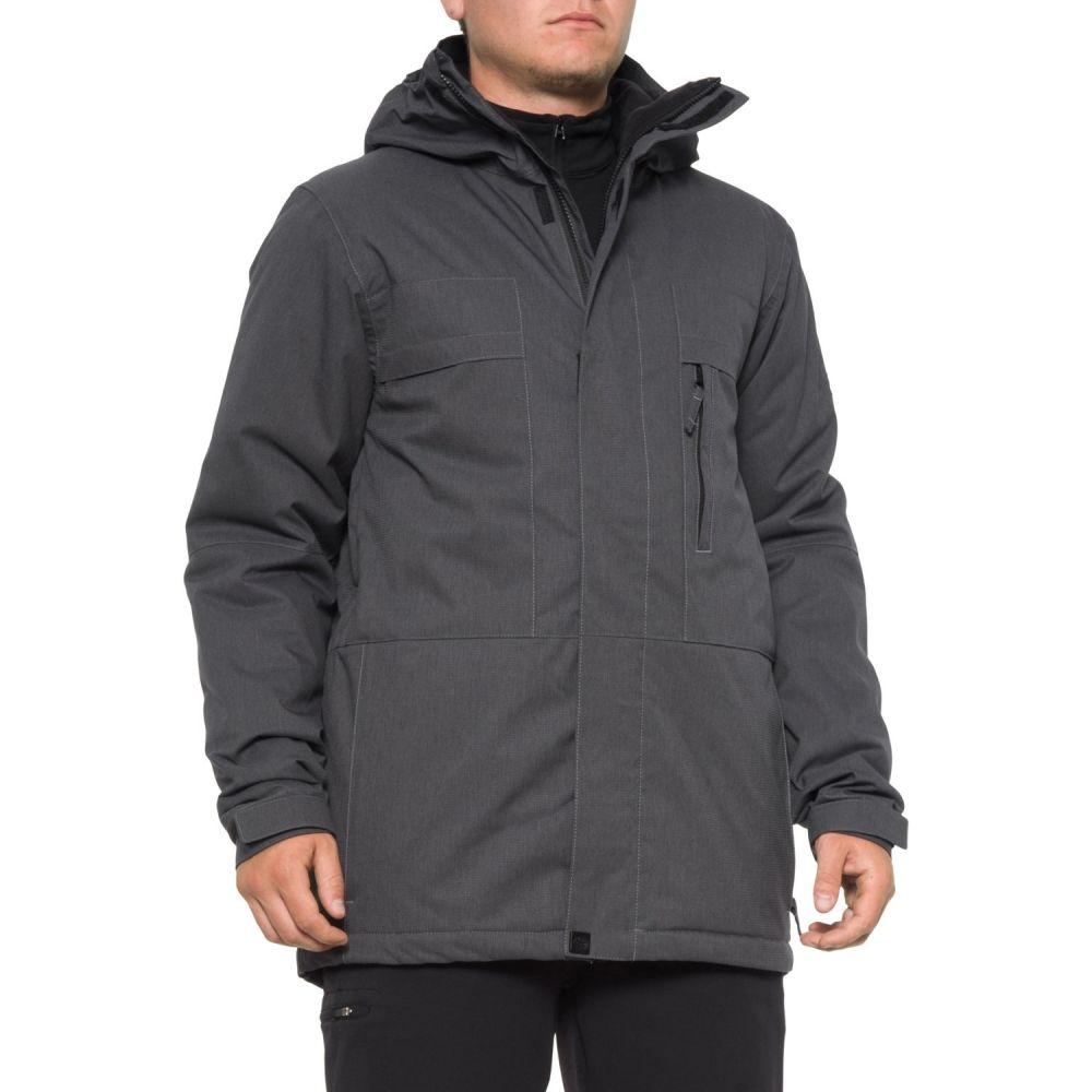 シックス エイト シックス 686 メンズ スキー・スノーボード ジャケット アウター【Ranger Snowboard Jacket - Waterproof, Insulated】Charcoal