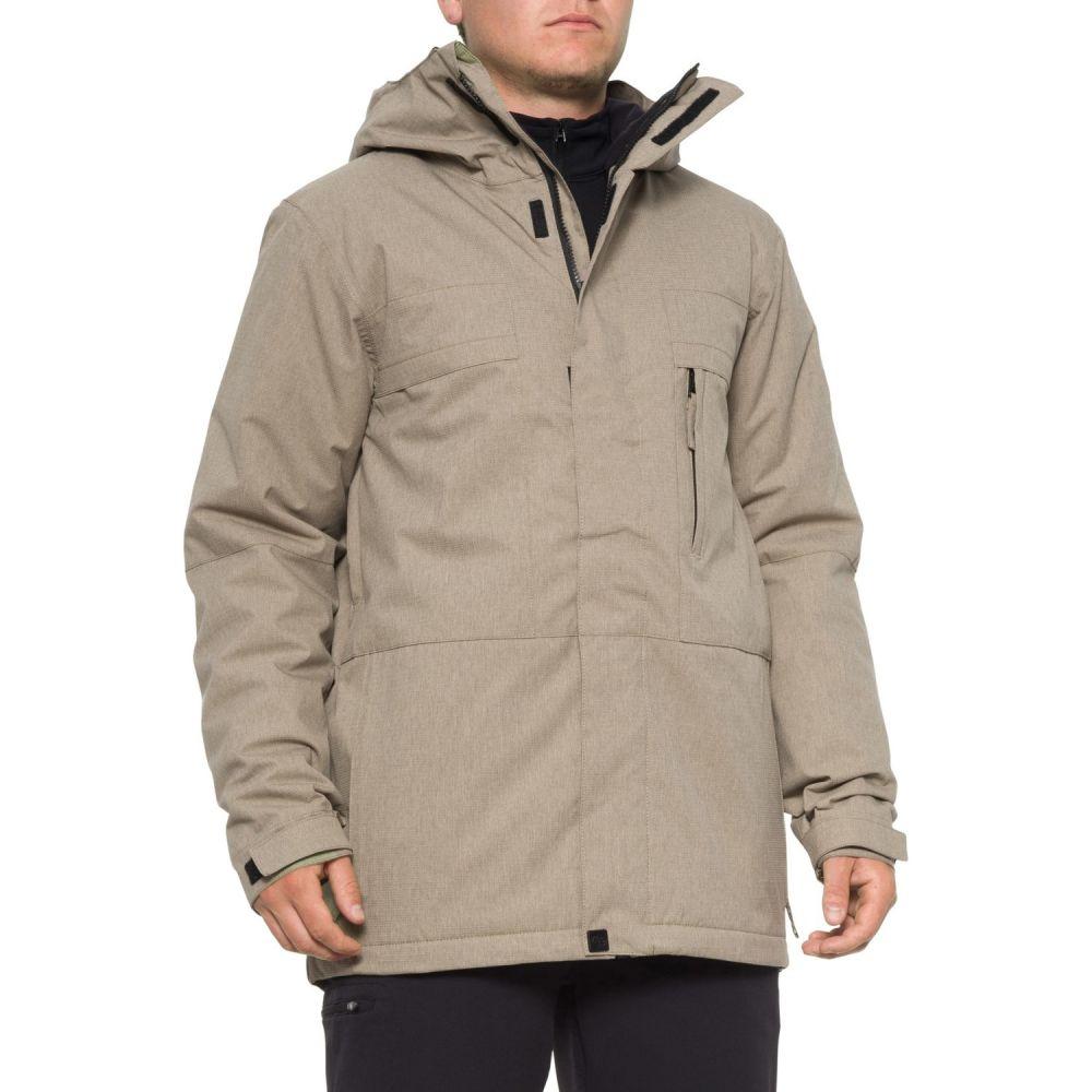 シックス エイト シックス 686 メンズ スキー・スノーボード ジャケット アウター【Ranger Snowboard Jacket - Waterproof, Insulated】Khaki