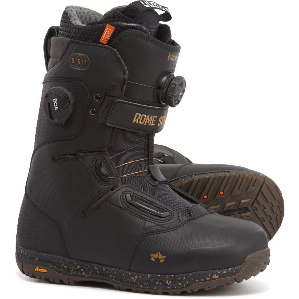 ローマー Rome メンズ スキー・スノーボード ブーツ シューズ・靴【Inferno SRT BOA Snowboard Boots】Black