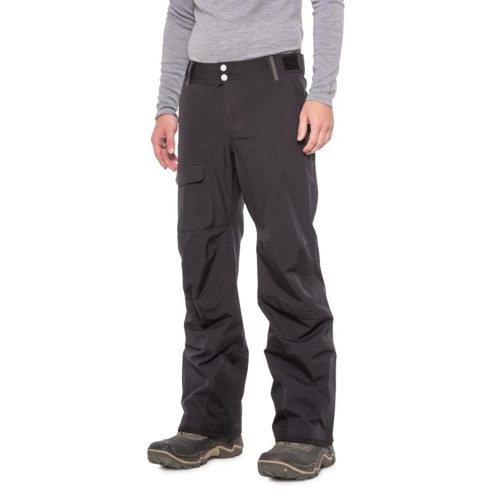 ホールデン HOLDEN メンズ スキー・スノーボード ボトムス・パンツ【3-Layer Burn Ski Pants - Waterproof】Black
